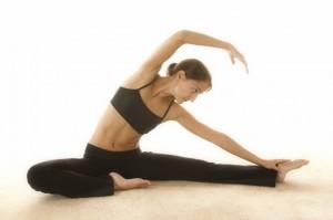 Развитие гибкости и ловкости